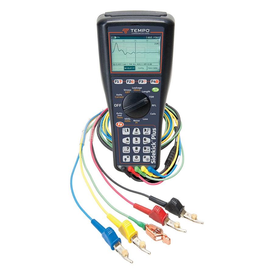 Tester linii telefonicznych Sidekick Plus ADSL/VDSL