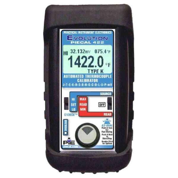 Kalibrator termopar PIECAL 422