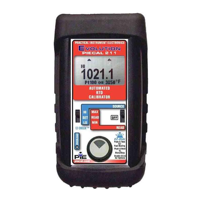 Automatyczny kalibrator RTD PIECAL 211