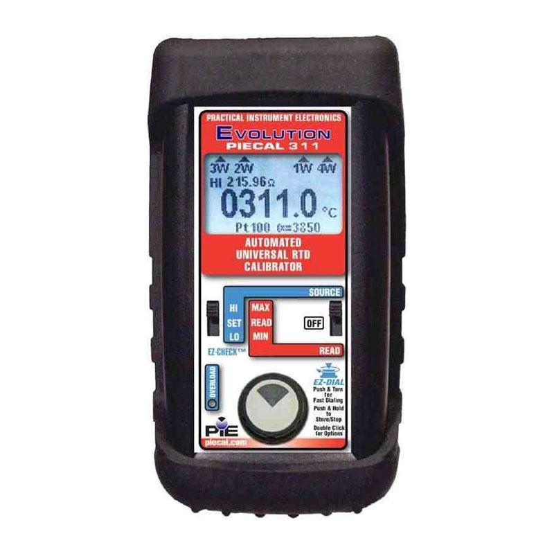 Automatyczny kalibrator RTD PIECAL 311