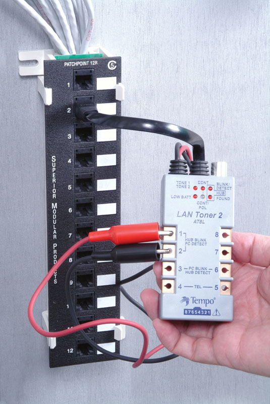 Generator szukacza par AT8L LAN TONER 2
