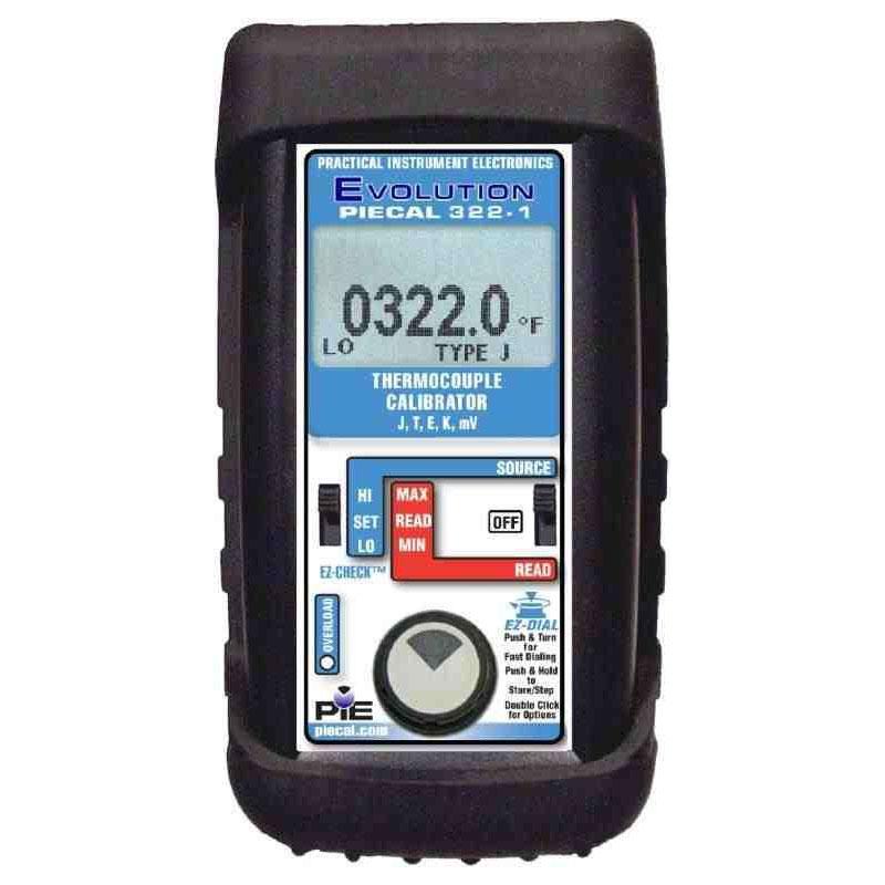 Kalibrator termopar PIECAL 322