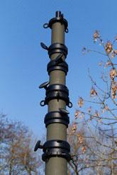 Maszty teleskopowe z serii PFC