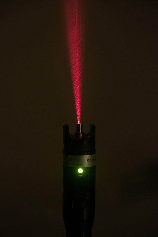 Optyczny lokalizator uszkodzeń 180XL