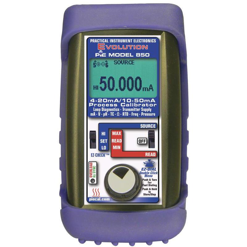 PIECAL 850 Wielofunkcyjny kalibrator układów automatyki przemysłowej