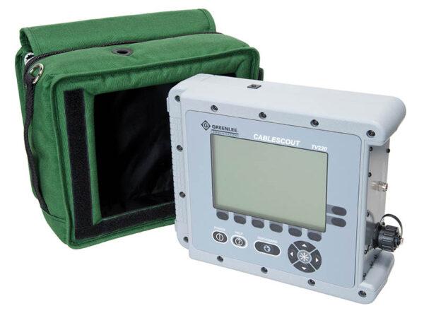 Reflektometr TDR TV220 CableScout