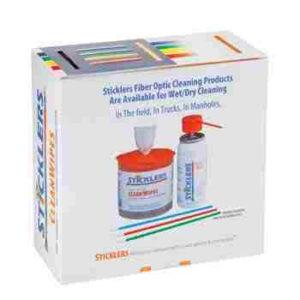 System czyszczenia światłowodów CleanWipes BigBox