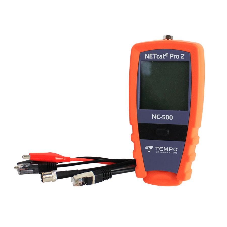 Tester kabli sieciowych NETcat PRO2 NC500