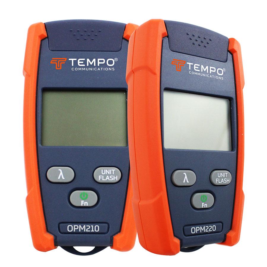 Miernik mocy promieniowania MIKRO OPM210 i OPM220